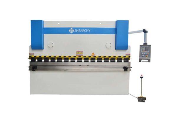 NC Torsion Bar Synchro Press Brake - front side