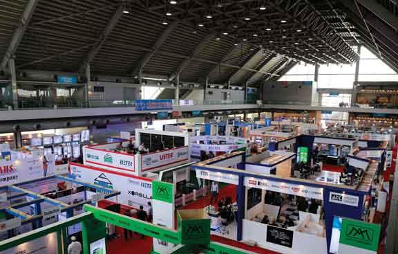 Argentina machinery shearchy press brake bending machine metal shears bending rolls manufacture process Exhibition