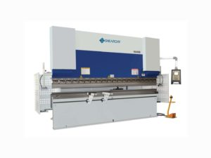CNC Hydraulic Sheet Metal Brake Press Machine