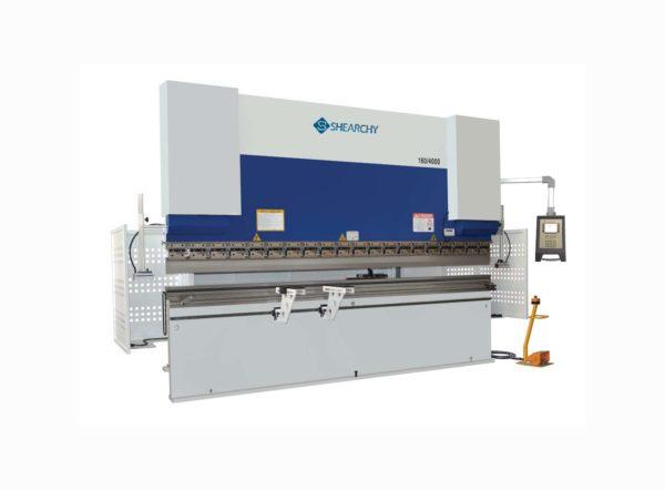 CNC Hydraulic Sheet Metal Brake Press Machine