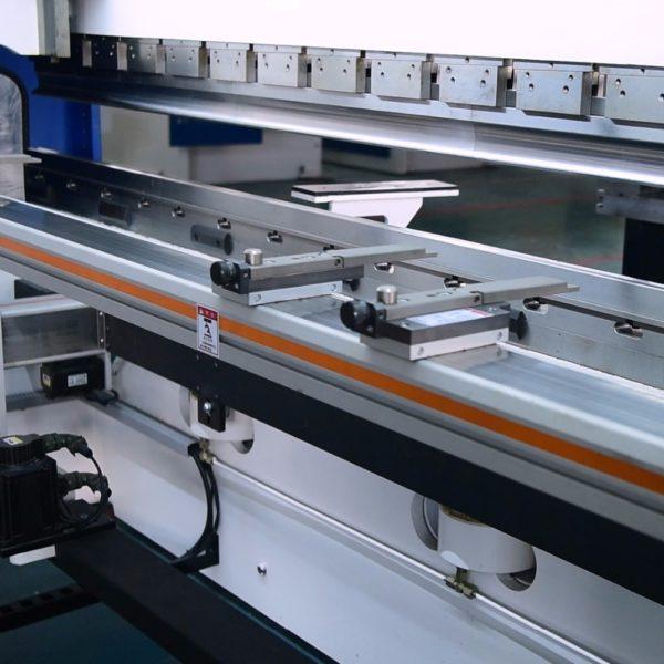 CNC Brake Press Machine slider backgauge