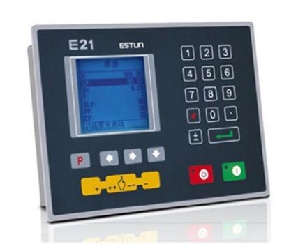 Hydraulic Brake Press Machine Computer System E21