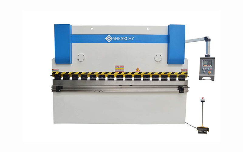 Metal Plate Bending Machine Hydraulic Press Brake