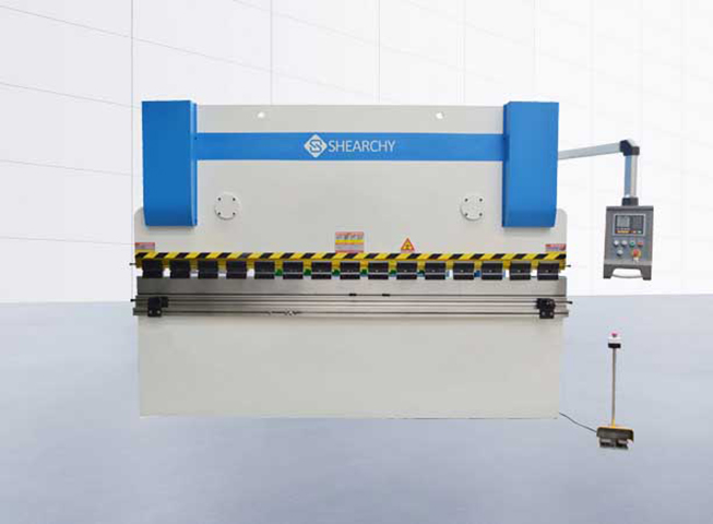 CNC Hydraulic Press Brake for steel plate