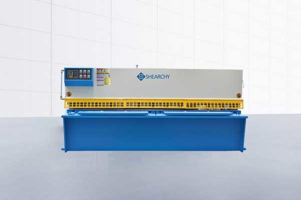 Hydraulic Swing Beam Shear Machine for steel metal plate cutting