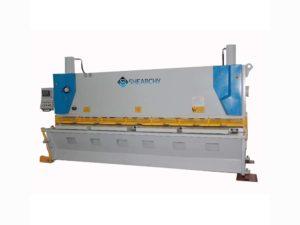 CNC Hydraulic Metal Plate Shear Machine