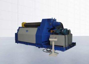 4-Roll CNC Plate Bending Machine Photo