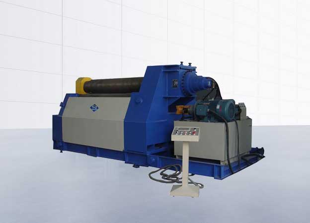 4-Roll CNC Plate Roller Machine
