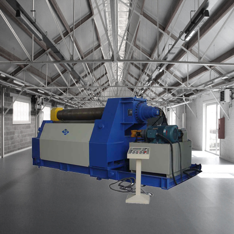 4 Roll CNC Rolling Machine for sale