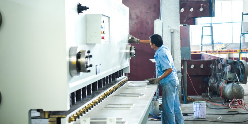 Sheet Shearing Machine Cylinder Maintenance