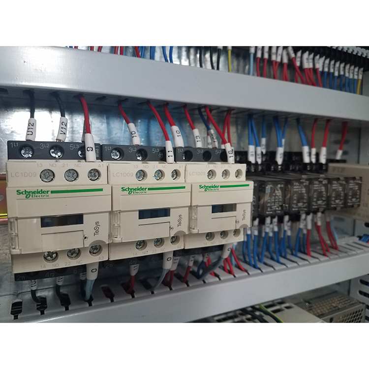 Metal Plate Shear Machine Electrics