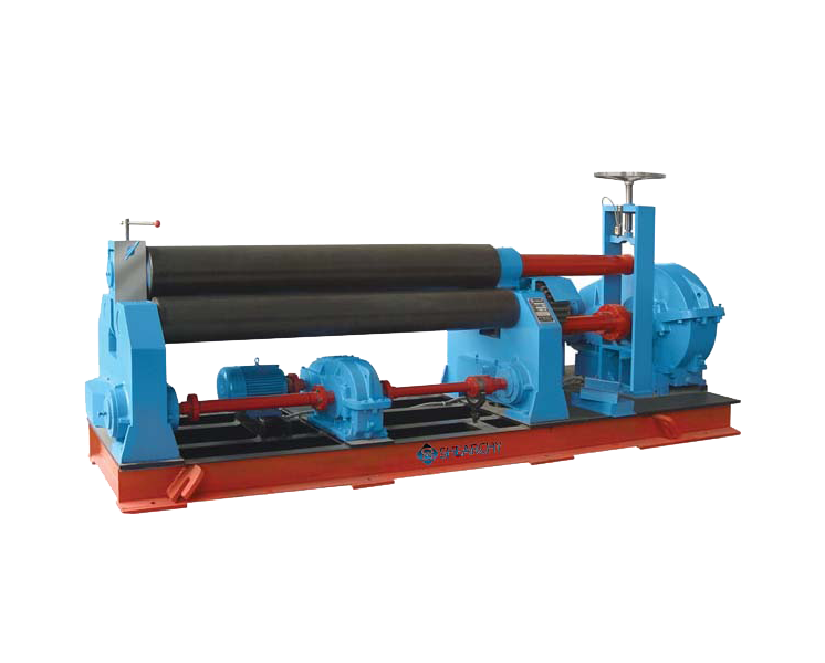 Universal upper plate bending roll sheet metal roller machine for steel plate