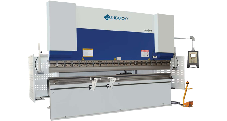 Metal Plate Press Brake Bending Machine Photo