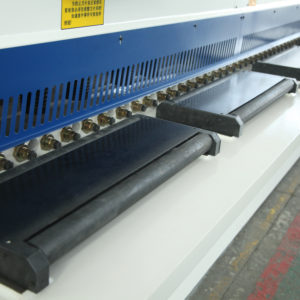 Hydraulic Steel Plate Shears Machine for sale