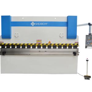 Hydraulic Metal Sheet Press Brake Bending Machine