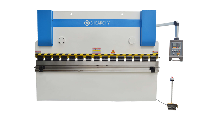 Hydraulic Metal Sheet Press Brake Bending Machine