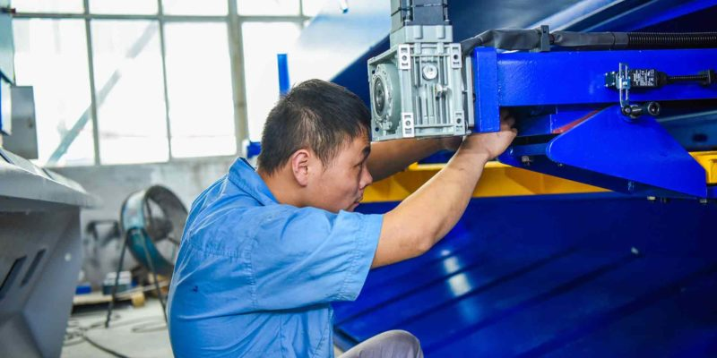 Hydraulic Plate Shears Common Troubleshoot
