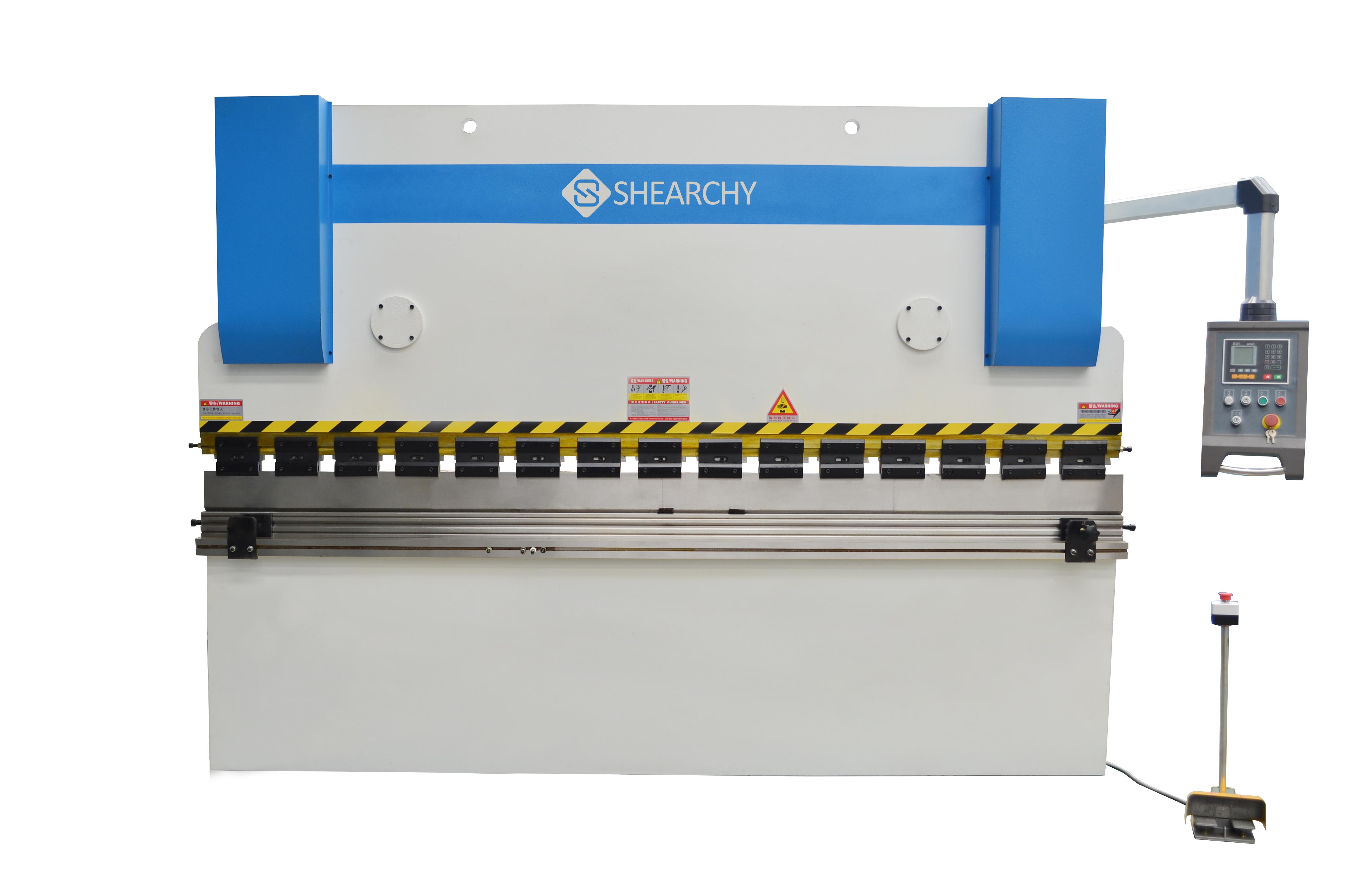 Hydraulic Press Brake Safety Problems Shearchy