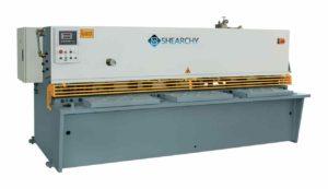 Steel Metal CNC Hydraulic Plate Shear Machine for sale