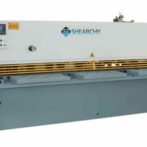 CNC Hydraulic Plate Shear Machine