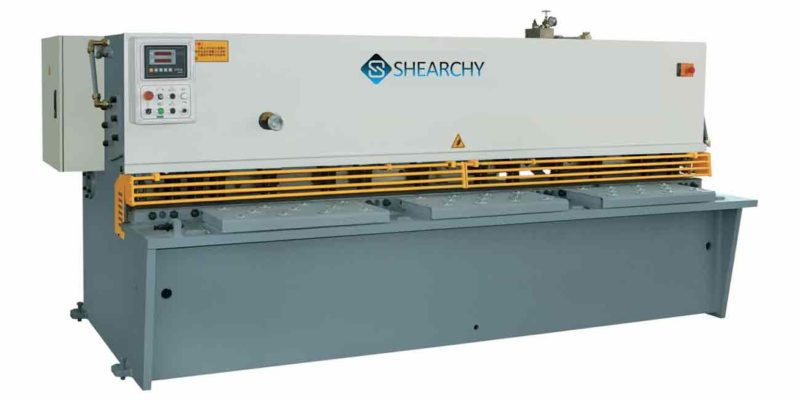 CNC Hydraulic Plate Shears for sale