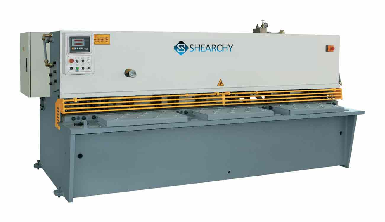 Steel Metal CNC Hydraulic Plate Shear Machine for sale