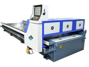 Horizontal CNC V Grooving Machine for sale