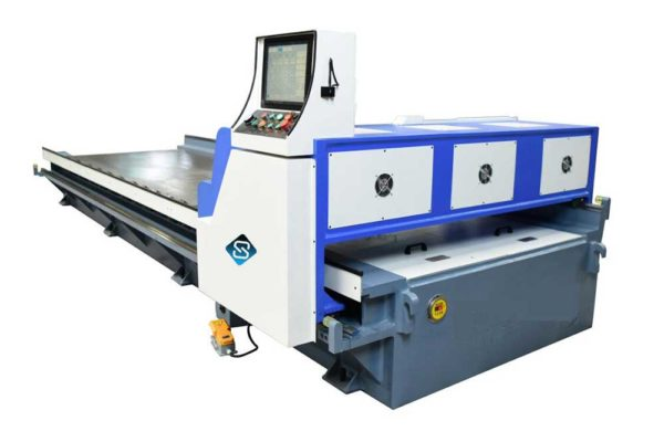 Stainless Steel CNC V Grooving Machine
