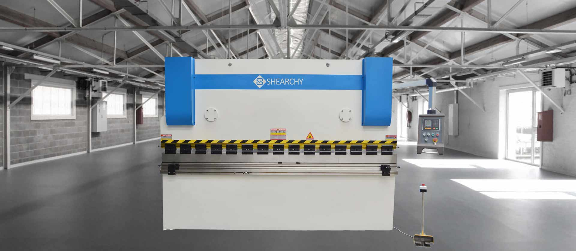 China NC CNC hydraulic press brake manufacturer factory price for sale