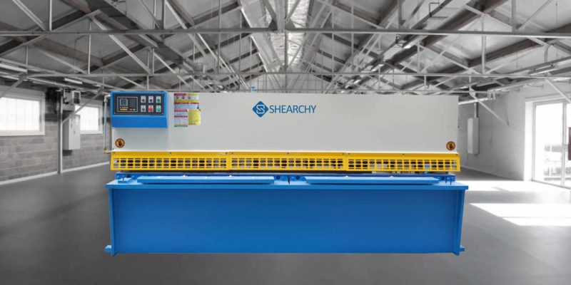 Hydraulic Metal Plate Shearing Machine for sale