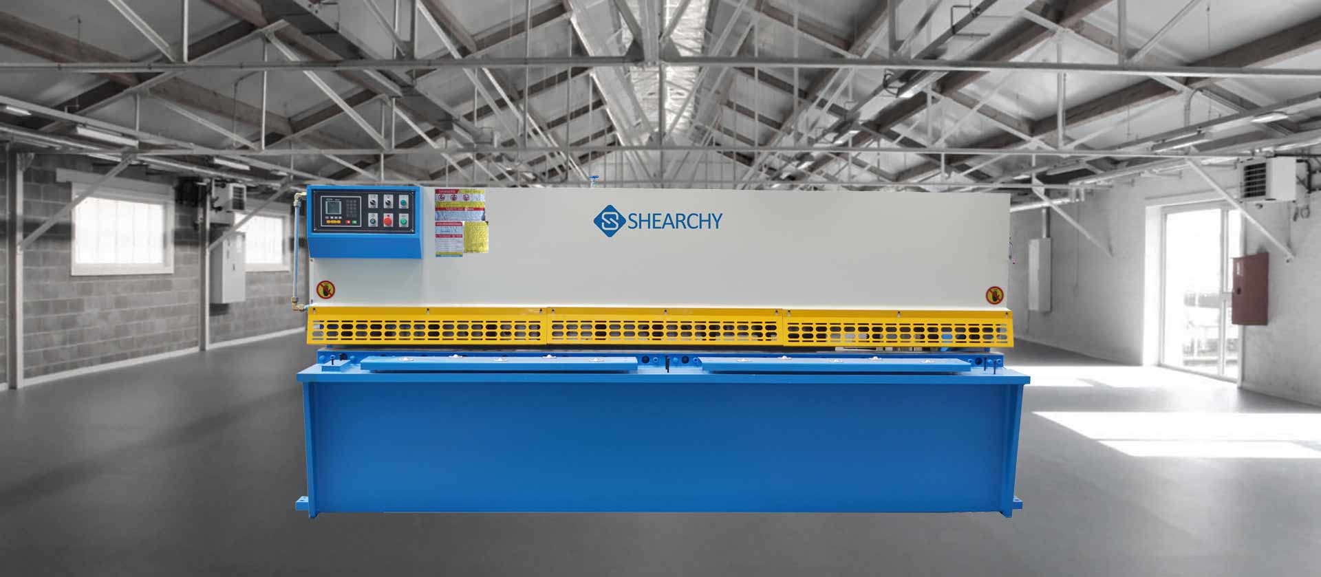 sheet metal plate hydraulic NC swing beam shear manufacturer factory price for sale