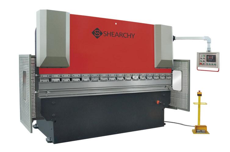 CNC Hydraulic Metal Press Brake Machine 100ton 3200mm