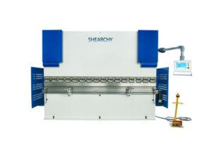200T 3200mm Hydraulic CNC Press Brake Machinery