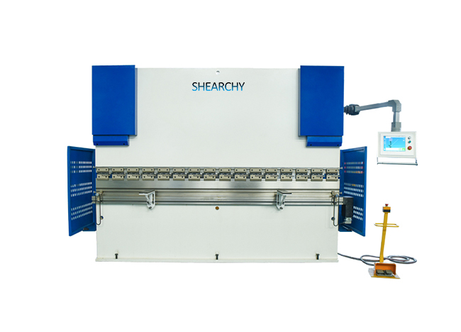 200T 3200mm Hydraulic CNC Press Brake Machinery