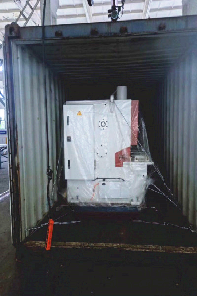 Australia CNC Hydraulic Shear Machine delivery