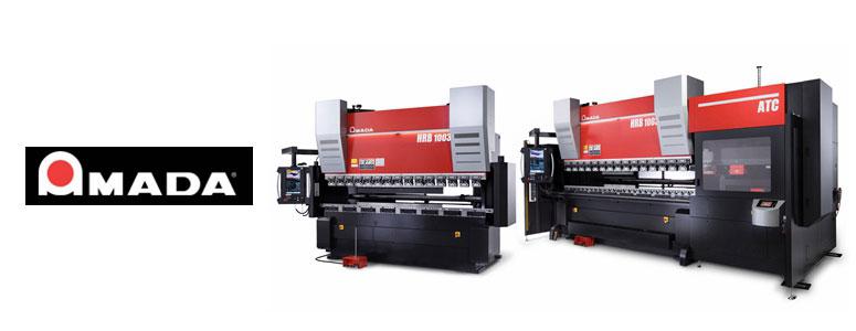 AMADA-press-brake-manufacturer
