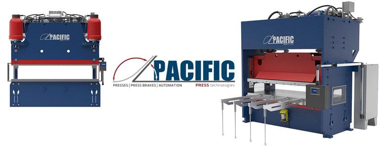 PACIFIC-press-brake-manufacturer