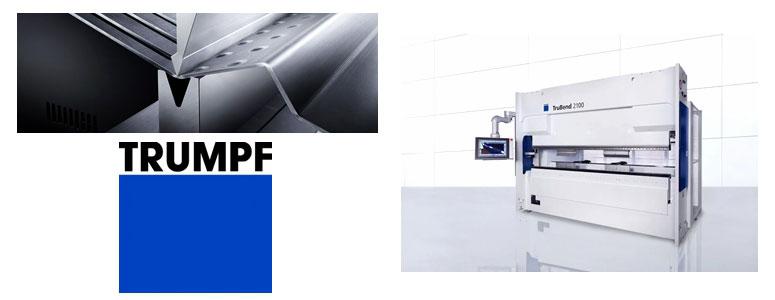TRUMPF-press-brake-manufacturer