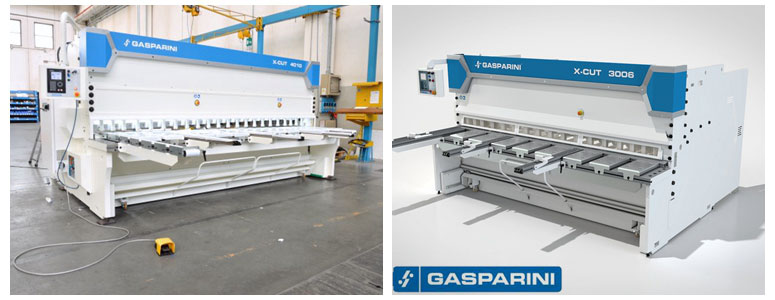 GASPARINI-shearing-machine