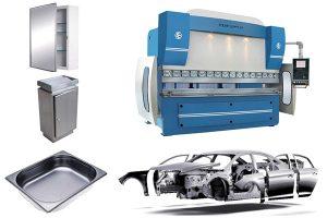 Use-of-CNC-Sheet-Metal-Bender