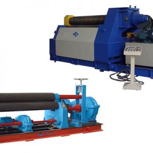 3-roll-and-4-roll-plate-bending-machine