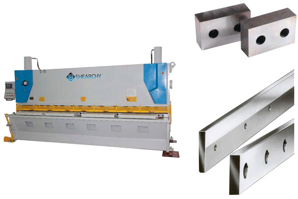 Hydraulic-Shear-Blade-of-guillotine-shearing-machine